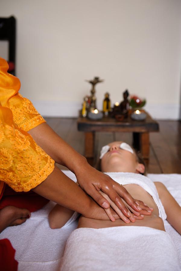 Mandala du ventre pour enfant